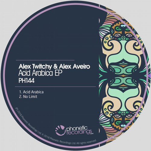 Alex Twitchy, Alex Aveiro – Acid Arabica EP [PH144]