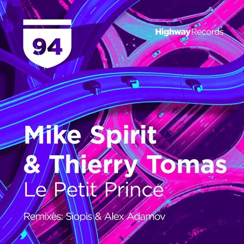 Mike Spirit, Thierry Tomas – Le Petit Prince [HWD94]