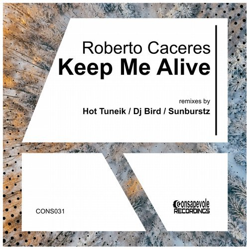 Roberto Caceres – Keep Me Alive [CONS031]