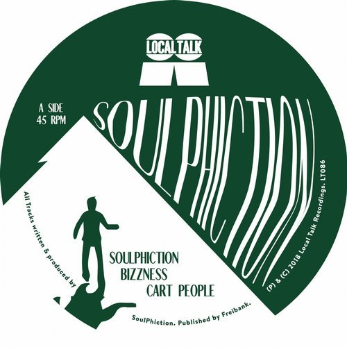 Soulphiction – Bizzness [LT086]