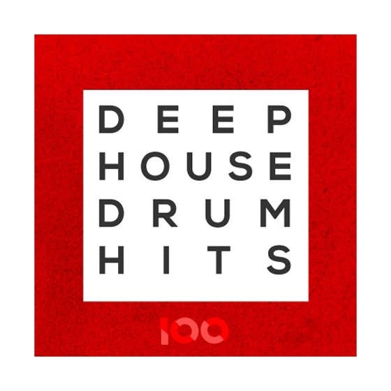 100 Deep House Drum Hits WAV-AUDIOSTRiKE