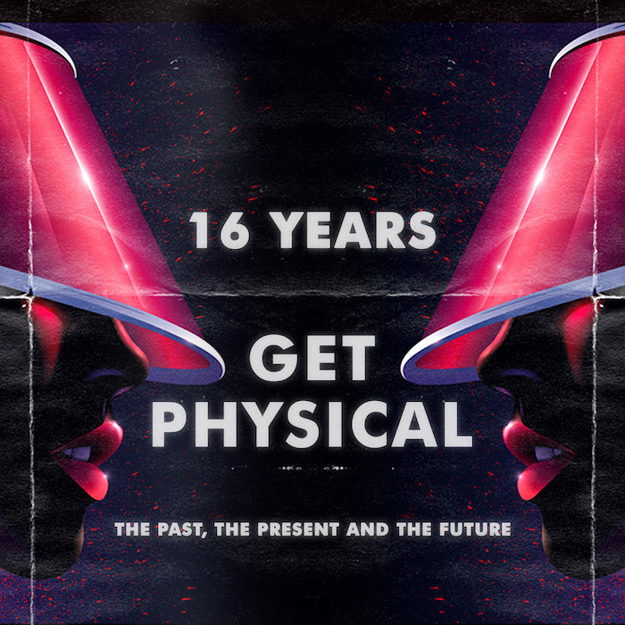 VA - 16 Years Get Physical The Past, The Present And The Future [GPMCD194]