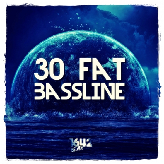 1642 Beats 30 Fat Bassline WAV-AUDIOSTRiKE