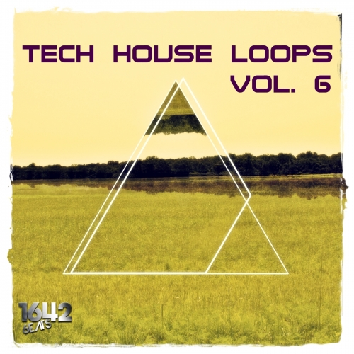 1642 Beats Tech House Loops Vol.6