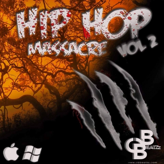 187 Audio Hip Hop Massacre Vol 2