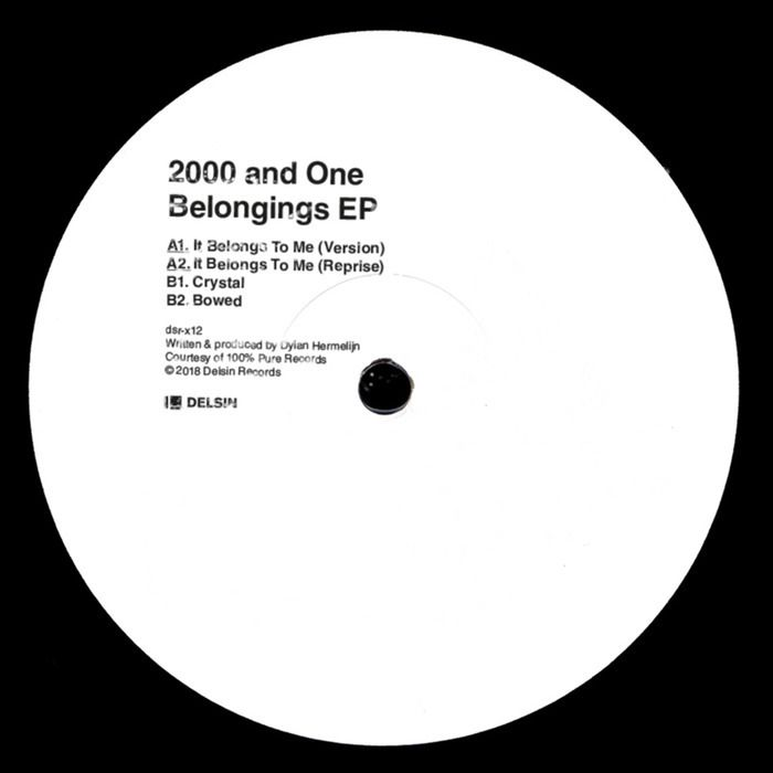 2000 & One – Belongings [DSRX12]