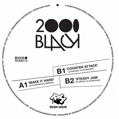 2000Black - Make It Hard [RHM015]