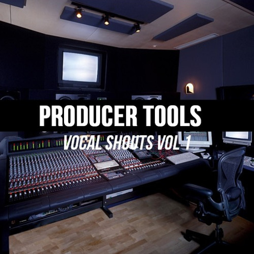 2Be Crazy Presents Producer Tools Vocal Shouts Vol 1
