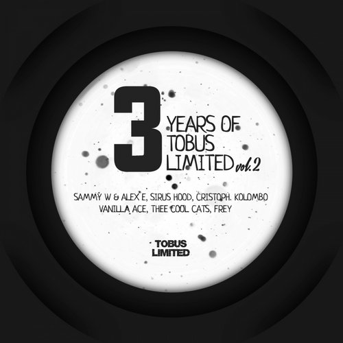 VA - 3 Years of Tobus Limited, Vol. 2 [TBSLDVA08]