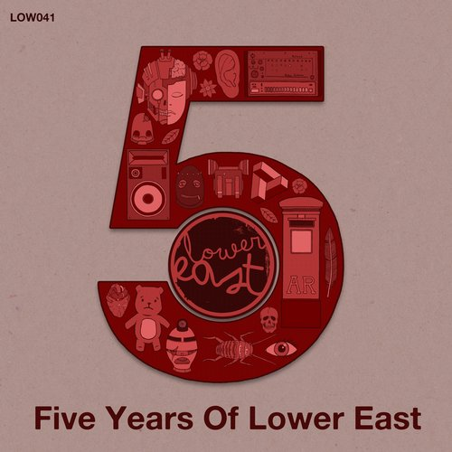 VA - 5 Years of Lower East [LOW041]