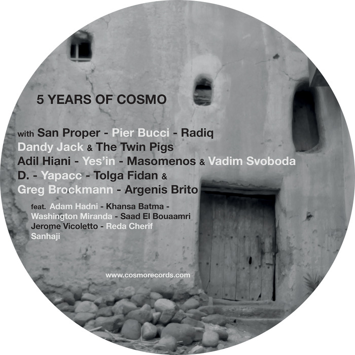 VA - 5 years of Cosmo [COSMO010]