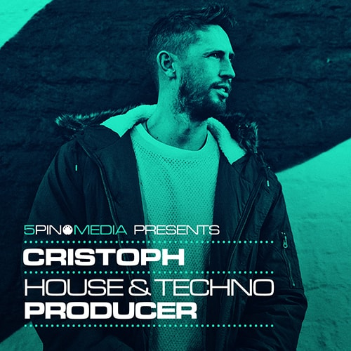 5Pin Media Cristoph House and Techno Producer MULTiFORMAT