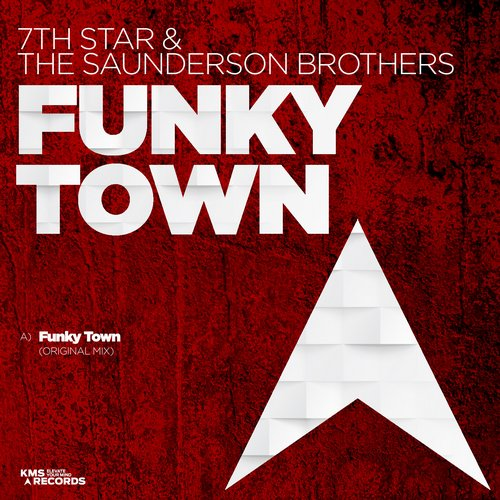 7th Star, The Saunderson Brothers - Funky Town [KMS234]