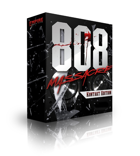 808 Massacre V.1 KONTAKT Edition KONTAKT