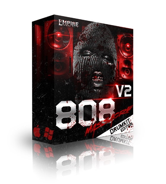 808 Massacre V.2 KONTAKT Edition KONTAKT