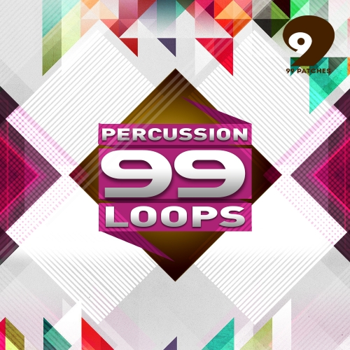 99 Patches Percussion Loops