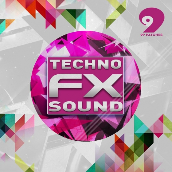 99 Patches Techno Sound FX WAV-AUDIOSTRiKE