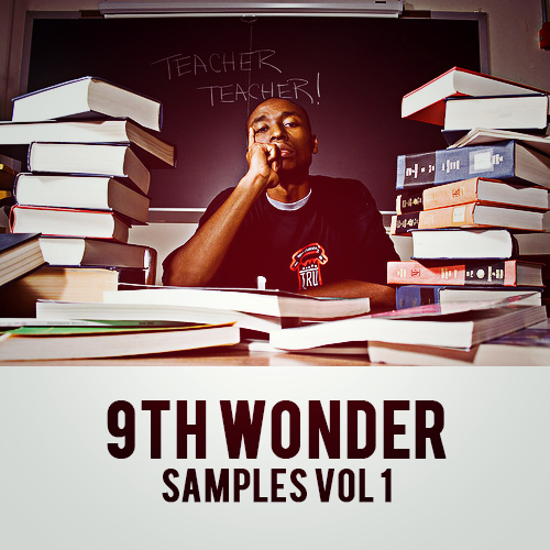9th Wonder Samples Kit Vol 1