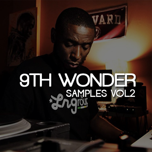 9th Wonder Samples Kit Vol 2