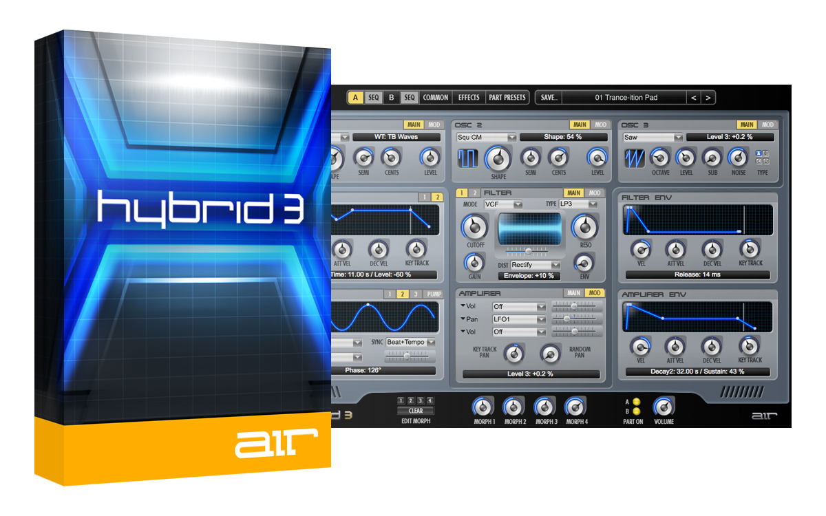 AIR Music Tech Hybrid v3.0.7 WIN-AudioUTOPiA