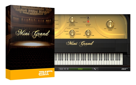 AIR Music Tech Mini Grand v1.2.7 WIN-AudioUTOPiA