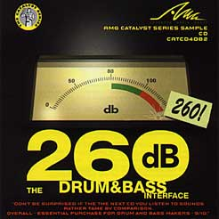 AMG 260db The Drum And Bass Interface CDDA-TNC