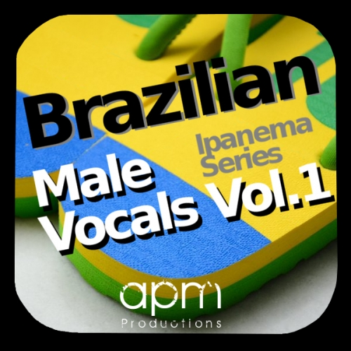 APM Productions Brazilian Male Vocals Vol.1