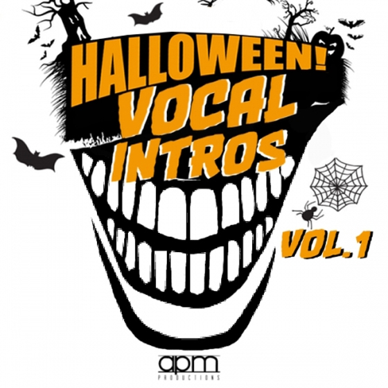 APM Productions Halloween Vocal Intros Vol.1 WAV-AUDIOSTRiKE