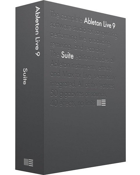 Ableton Live 9 Suite v9.6.1 WIN OSX [FINAL]