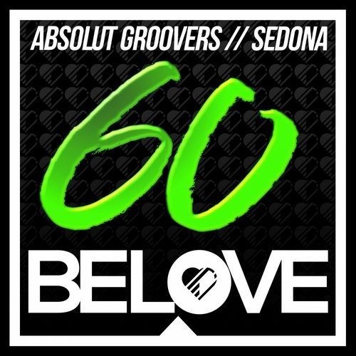 Absolut Groovers - Sedona [BLR60]