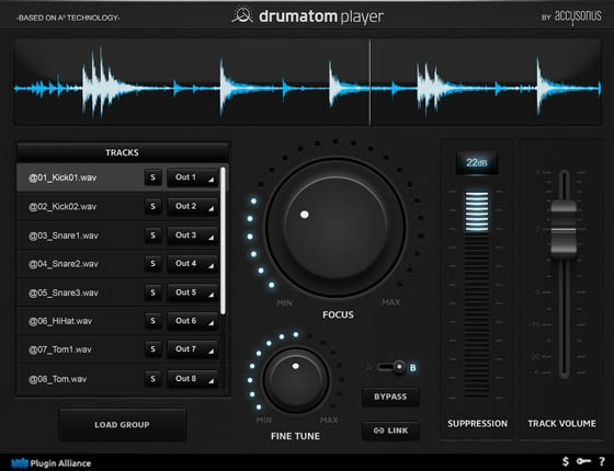 Accusonus Drumatom v2.0.2 WiN/OSX Incl.Patched and Keygen-R2R