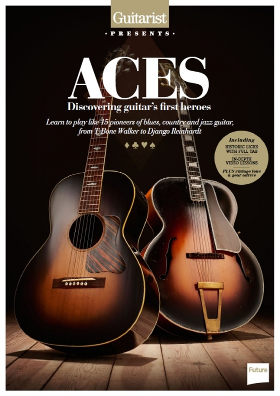 Aces: Discovering Guitar's First Heroes