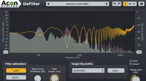 Acon Digital DeFilter v1.0.2 WiN/MAC