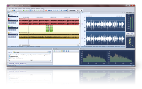 Acoustica Premium Edition 6.0 Build 19 Incl.Keygen + PORTABLE