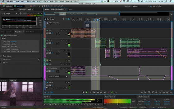 Adobe Audition CC 2015 8.0.0.192 MAC OSX