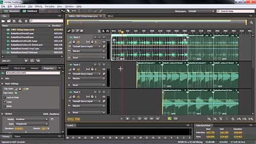 Adobe Audition CC 2017 v10.0.2