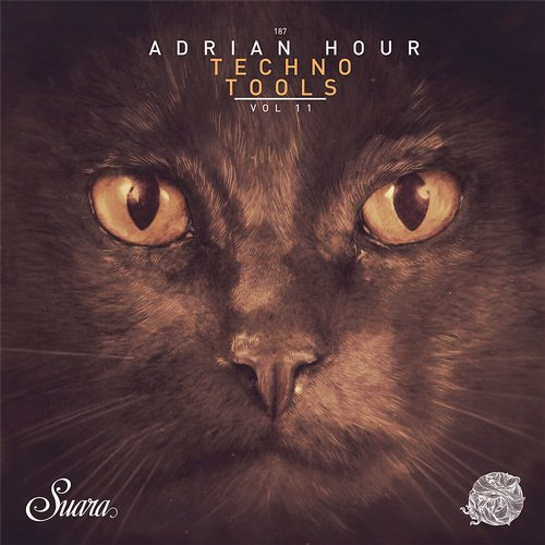Adrian Hour - Techno Tools Vol. 11 [SUARA187]