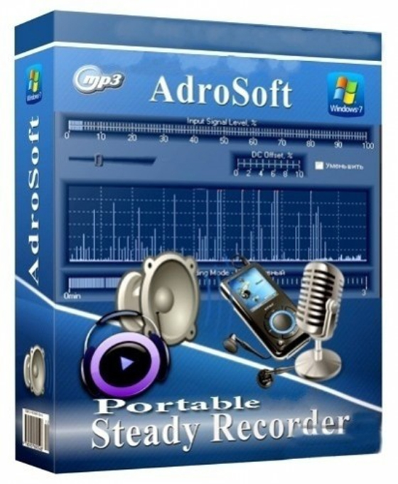 Adrosoft Steady Recorder v3.2-BEAN