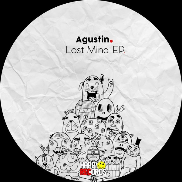 Agustin - Lost Mind EP [HR088]