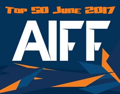 Aiff Top 50 June 2017