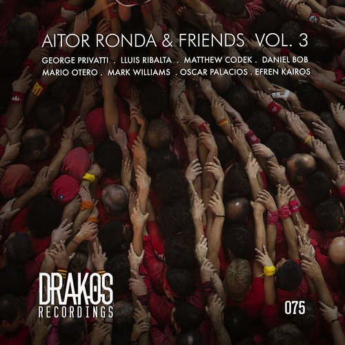 Aitor Ronda - Aitor Ronda & Friends, Vol. 3 [DRK0075]