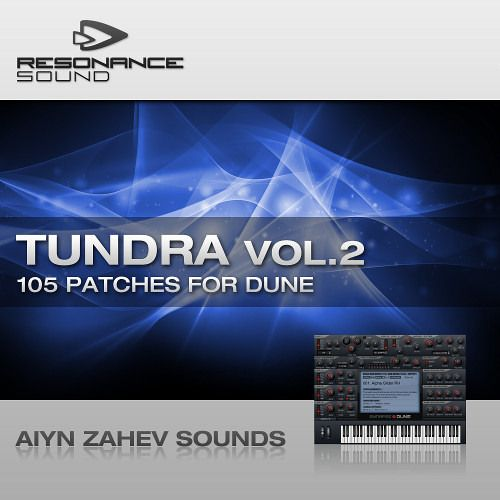 Aiyn Zahev Sounds Tundra Vol.2 for Dune