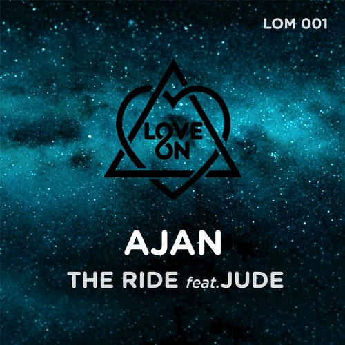 Ajan - The Ride [LOM001]
