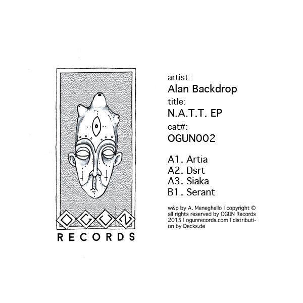 Alan Backdrop - N.A.T.T. [OGUN002]
