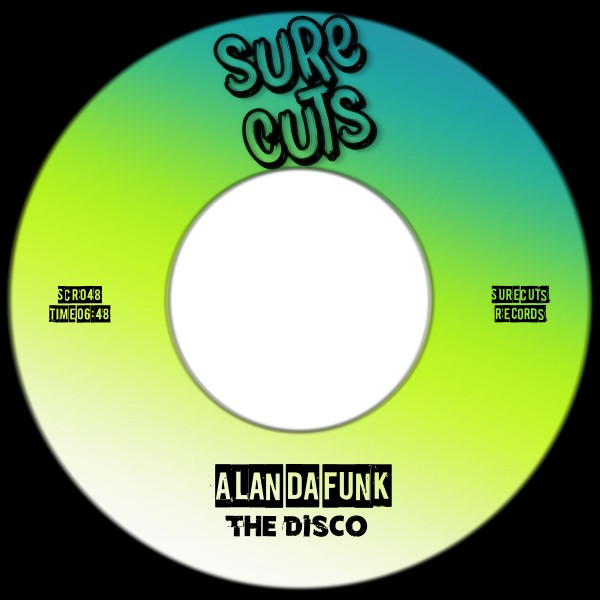 Alan Da Funk - The Disco [10174404]