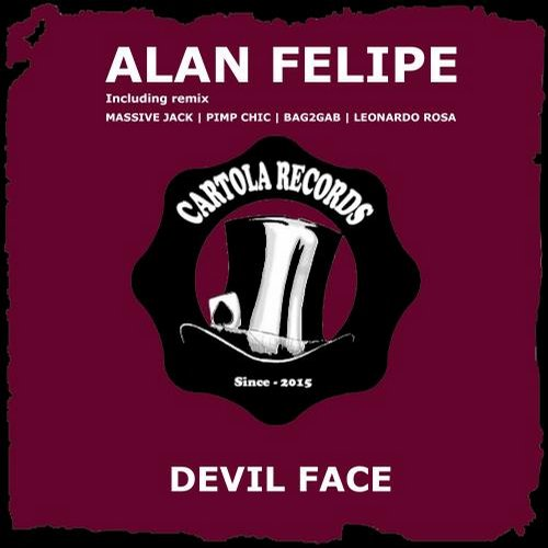 Alan Felipe - Devil Face [811868 852621]