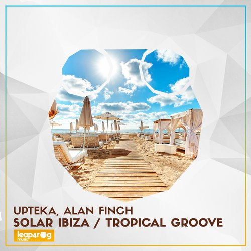 Alan Finch - Solar Ibiza / Tropical Groove [4ROG181]