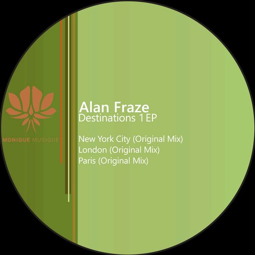 Alan Fraze - Destinations 1 EP [MM202]