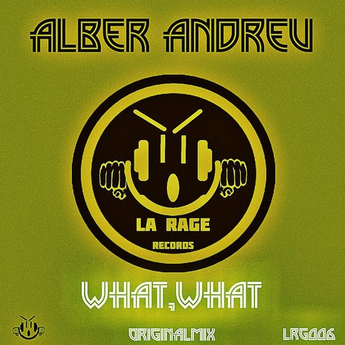 Alber Andreu - What,What [LRG006]