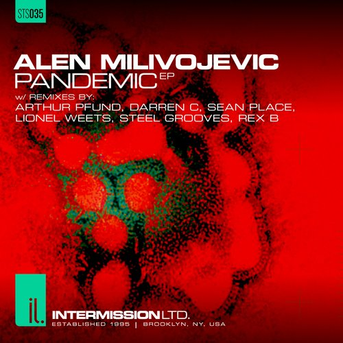 Alen Milivojevic - Pandemic EP [STS035]